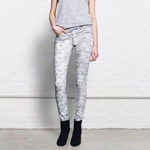 Rag & Bone Skinny Jeans - 26 - Grey Camo